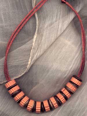 Angela Simone neckpiece
