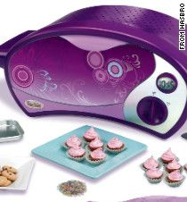 Hasbro announces plans to unveil black and silver EASY-BAKE Oven after meeting with the teen who started petition for gender-neutral toys.