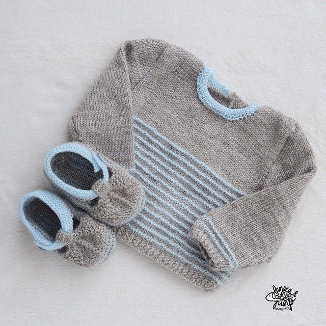 ¡Ya estamos en primavera!  Aunque con estos días de frío no lo parece.. Y yo sólo me dedico a tejer y tejer cosas tan bonitas como estas! Los patucos me vuelven loca... ❤️