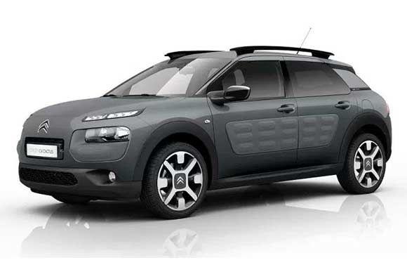 Citroën C4 Cactus fica mais discreto com versão OneTone