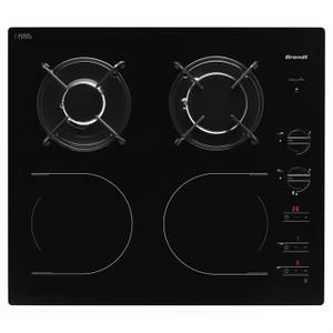 PLAQUE MIXTE BRANDT TI1013B - Table de cuisson mixte