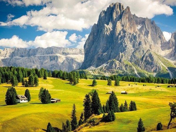 Dolomieten, Zuid-Tirol, Italië