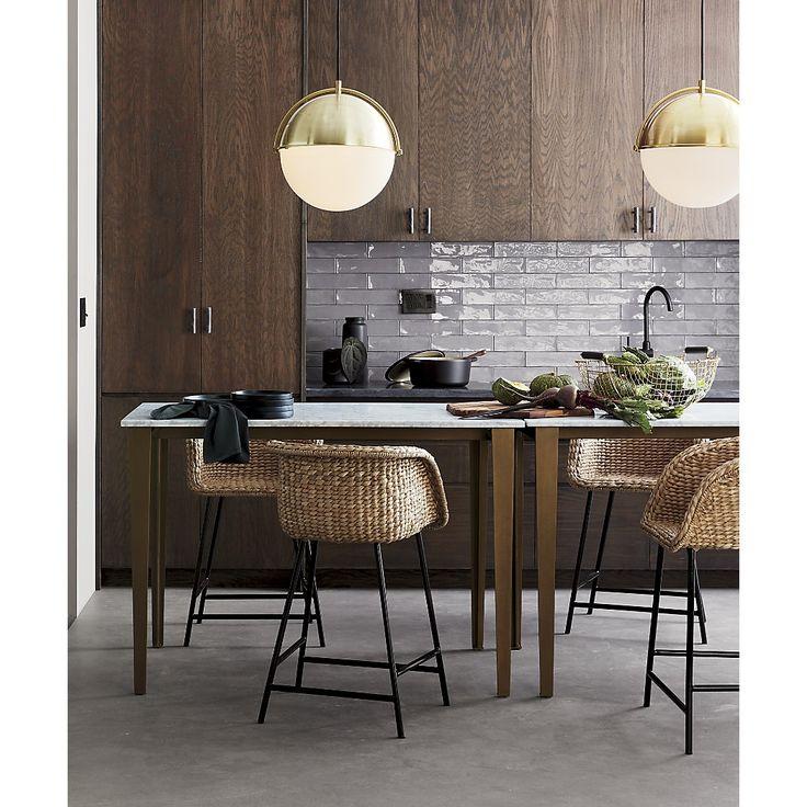 die besten 25 seegras barhocker ideen auf pinterest hocker f r k cheninsel barhocker aus. Black Bedroom Furniture Sets. Home Design Ideas