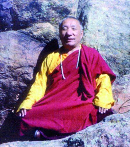 """Dream like bondage ~ Khenpo Tsultrim Rinpoche http://justdharma.com/s/hmkva  """"Self-liberation"""" is like being bound in iron chains in a dream. If you do not know you are dreaming, your bondage appears to be real, you think it is real, and your experience seems to confirm that it is real. But if you know you are dreaming, you know that the iron chains do not truly exist, and so you are not really bound by them. The bondage does not truly exist. In the dream, nothing needs to come along and set…"""