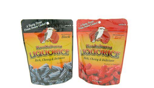Kookaburra Liquorice