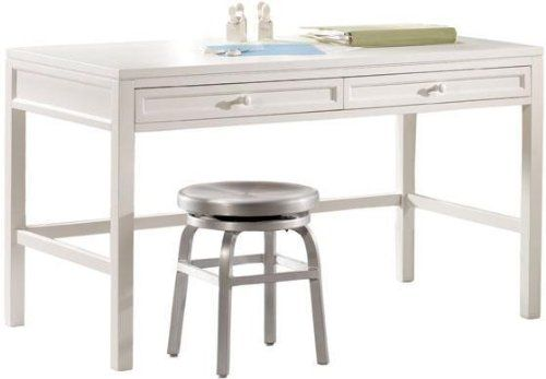 Martha stewart living craft space table 31 hx54 w picket for Martha stewart home decorators collection