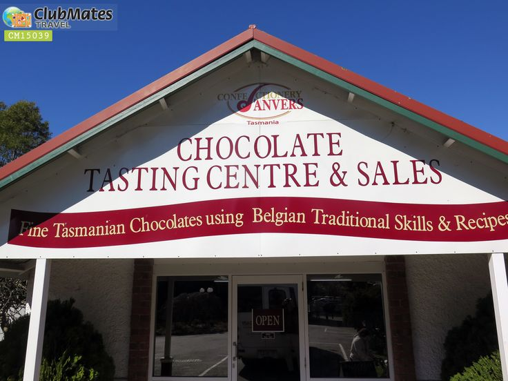 @ Chocolate Tasting Centre