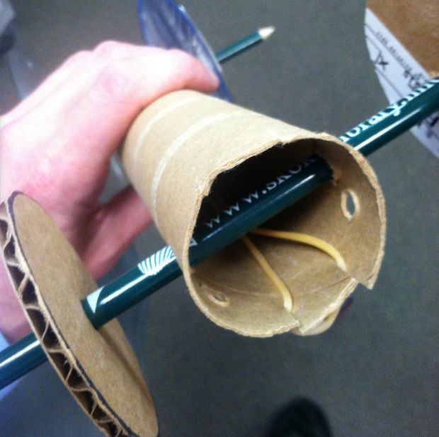 Easy Rubberband Car Maker Space Ideas Amp Kits Pinterest