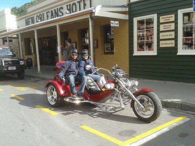 Trike Tours Queenstown