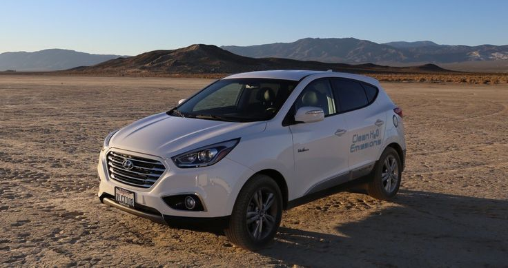 #Hyundai to Test Autonomous Fuel-Cell Vehicle in the U.S.