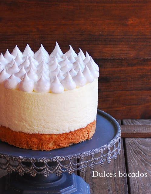Dulces bocados: Cheesecake fácil de limón