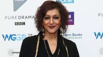 Meera Syal - Asians depicted on TV, a little backward