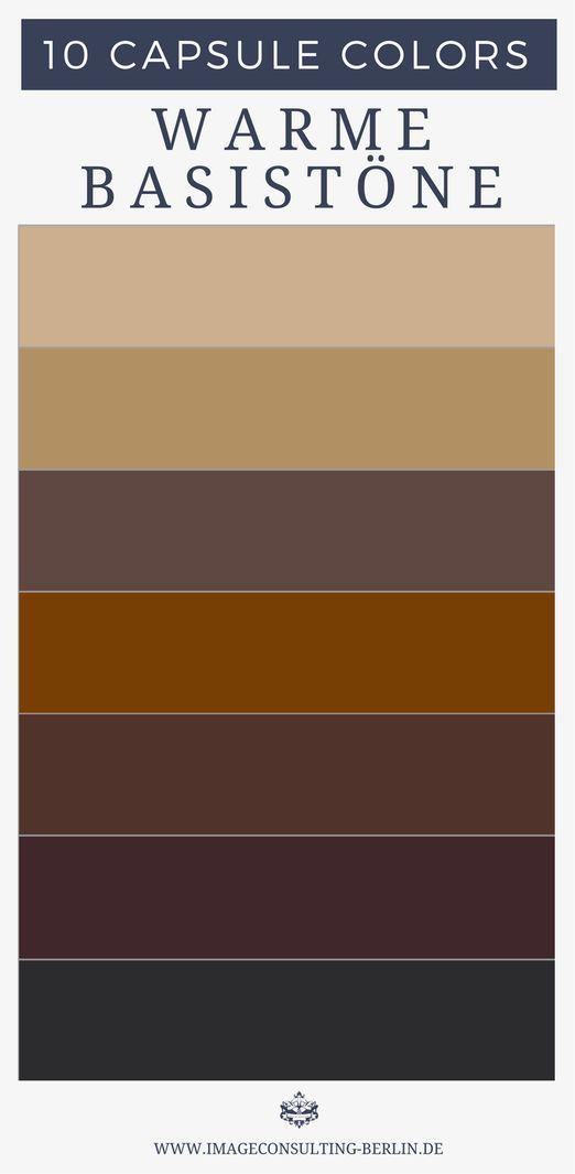 """Das sind neutrale Grundfarben – im Prinzip dein """"S…"""