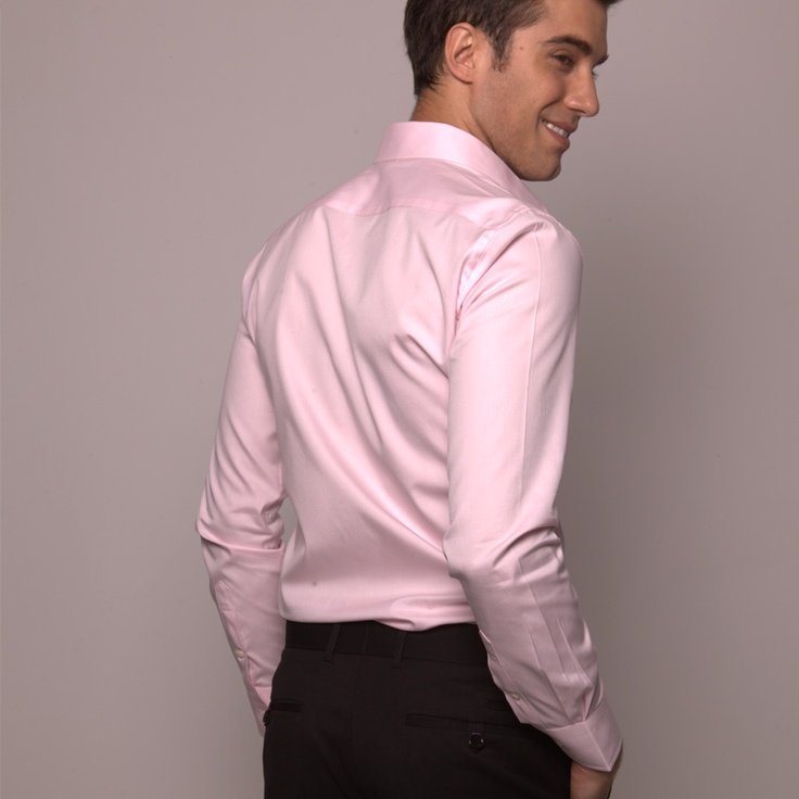 Pink Business Shirt Custom Shirt