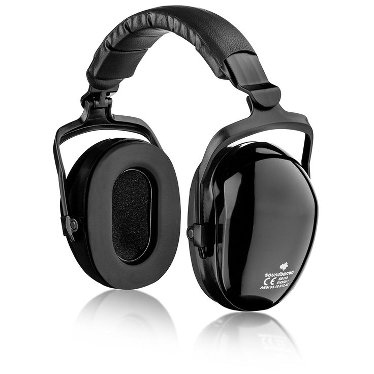 Shooting Range Ear Defenders for Noise Reduction