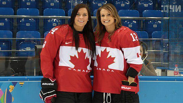 Team Canada... LOVE NATALIE SPOONER