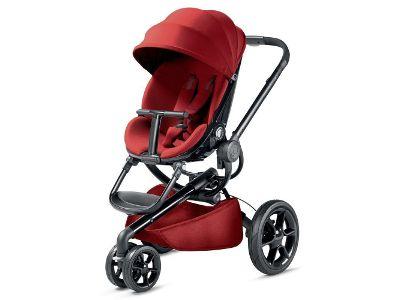 Quinny Zapp Xtra 2 Red Rumour è agile e maneggevole, adatto per bambini fino ai 15 kg.