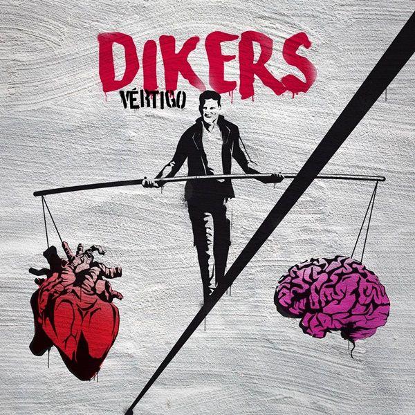 Review: Dikers – Vértigo (2015) http://www.rockenportada.com/index.php/review-dikers-vertigo-2015/12/2015