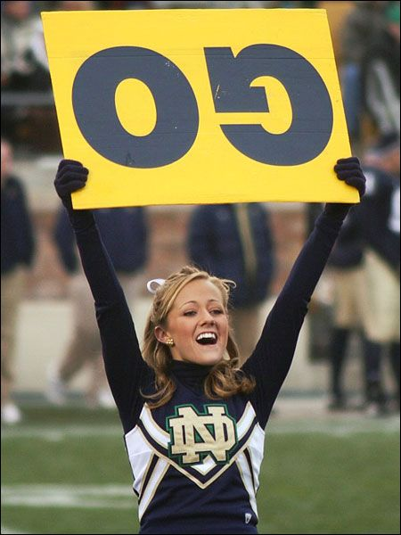 Image result for Notre Dame university funny