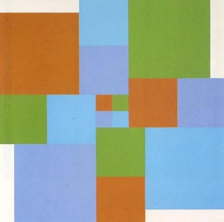 Richard Paul Lohse, 1956