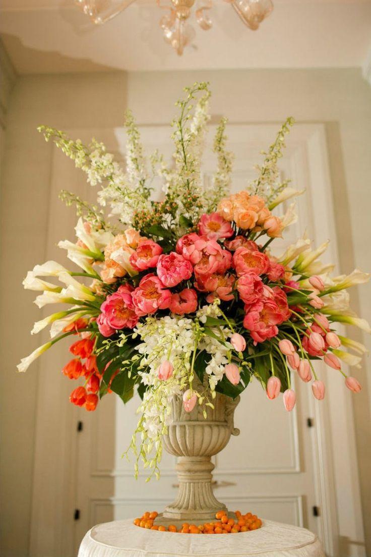 58 best Weddings -- Large Urns images on Pinterest | Floral ...