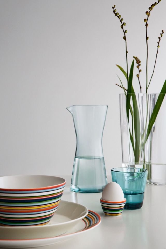 origo dinnerware always looks stylish by Iittala