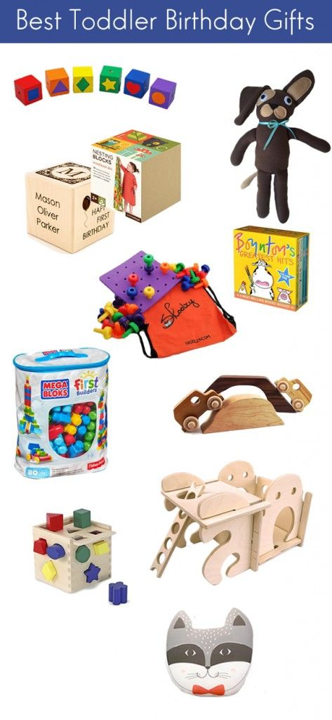 Best Cheap Birthday Gifts to Give Toddlers