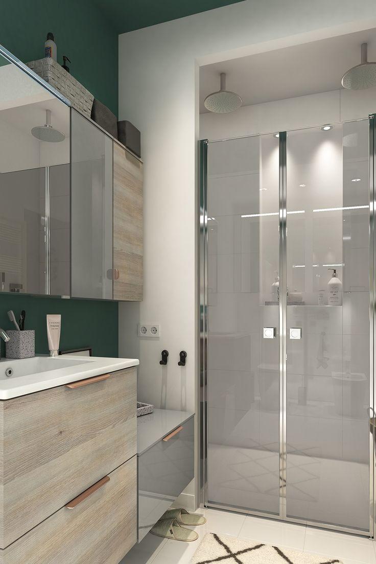 Une salle de bains entièrement personnalisable, le rêve, non ? Non, Neo.