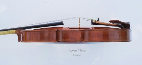 Violin Toro Le messie