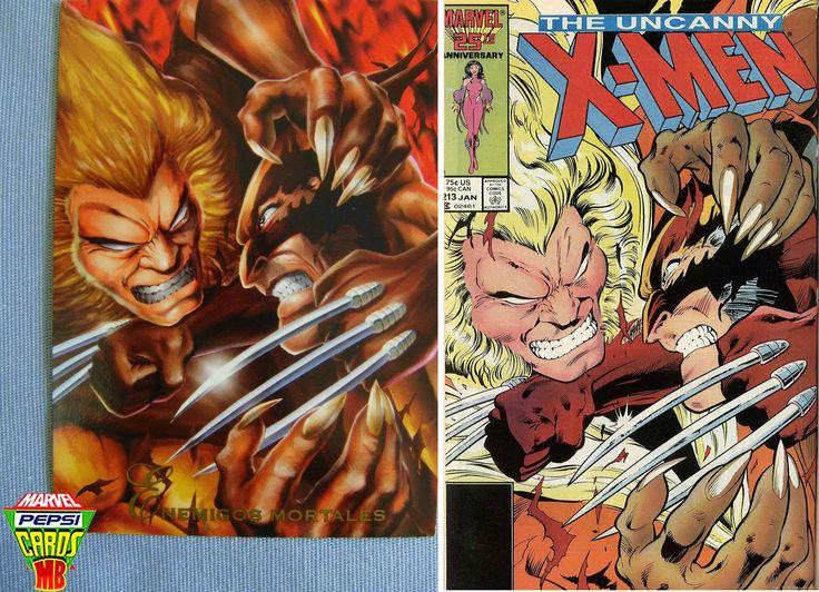 Mejores 25 imágenes de Marvel Comics-Wolverine en Pinterest | Cómics ...