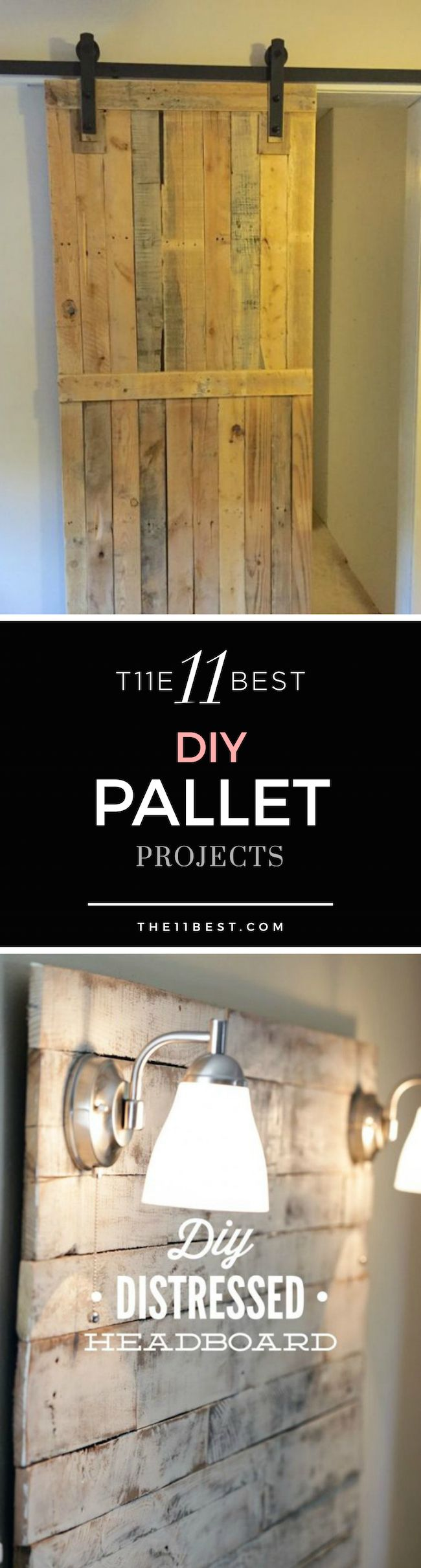 The 11 Best Pallet Projects