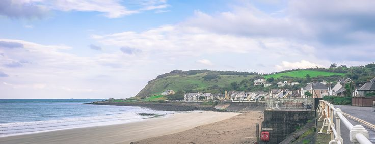 Ballygally County Antrim. Northern Ireland