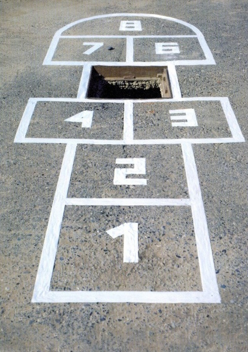 Watch that fifth step it's a bi#ch.