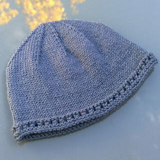 Ding baby beanie  knitting pattern