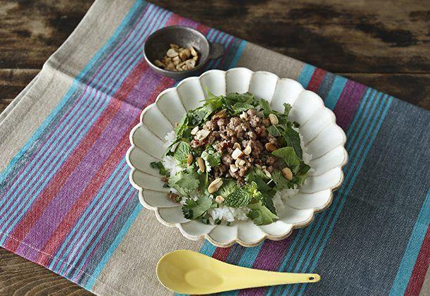 アジアン混ぜご飯のレシピ・作り方 | 暮らし上手