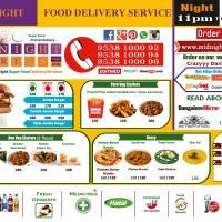 #latenightfood....... Satisfy Ur Night #Hunger pangs with Juicy Jumbo Burgers & Spicy Indie Food !!!! Order Online with us on www.midnightexpress.co.in for SuperDeals :-)