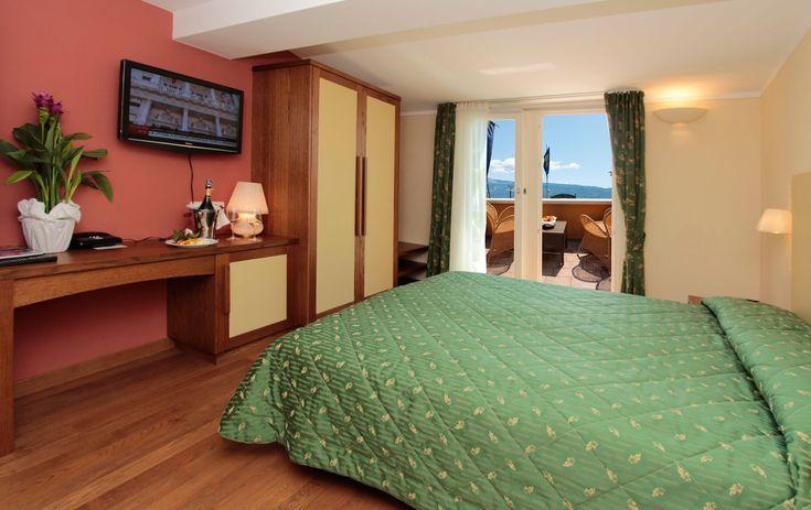 Hotel Baia d'Oro, Gargnano, Lake Garda, Italy