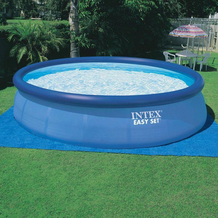 Cute Intex Easy Set Pool EH
