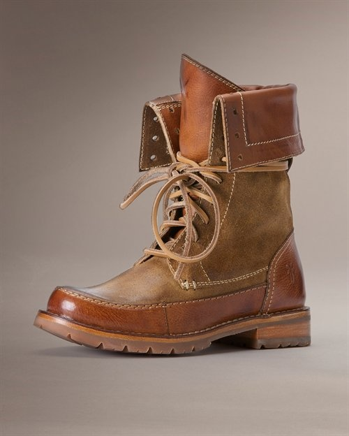 Owen Lace Up: From The Frye Company