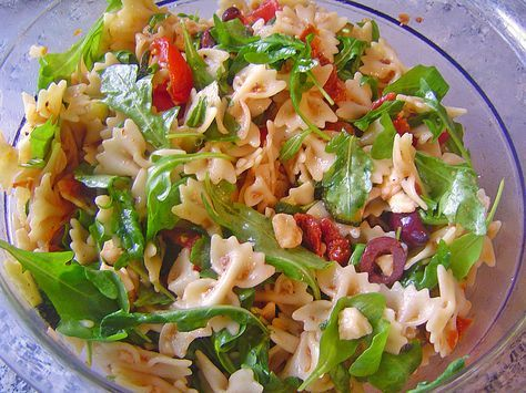 Der beste italienische Nudelsalat (Rezept mit Bild)   Chefkoch.de