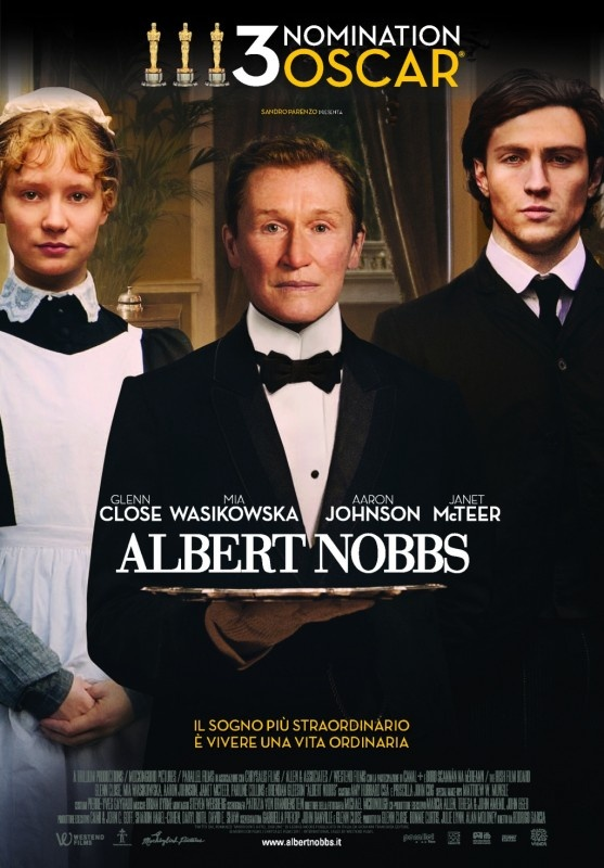 Minute Movie Review: Albert Nobbs on whatsupwestman.ca
