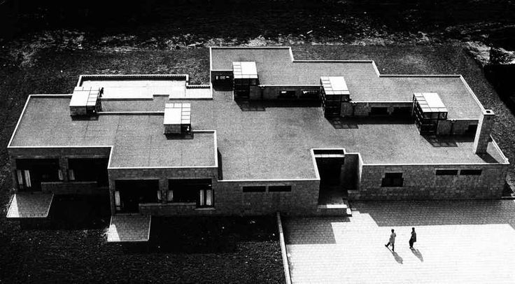 Hertzberger : Montessori School, Delft