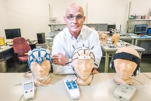 Brain scan device to detect and monitor Alzheimer's, concussions and more received FDA approval. @Neuronetrix