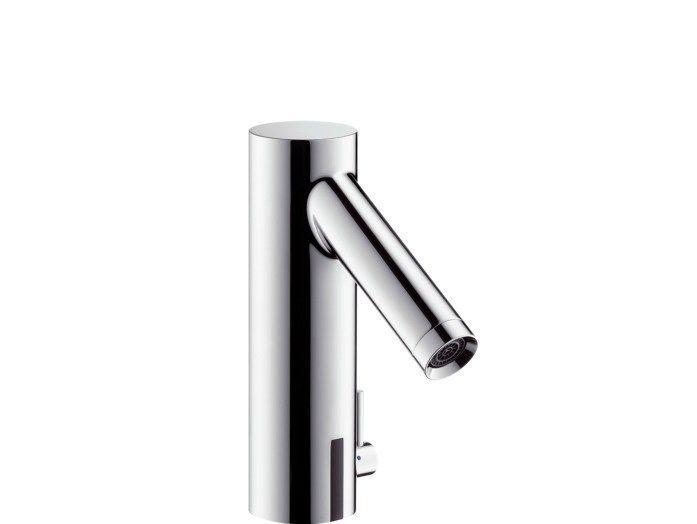 AXOR STARCK Mezclador de lavabo electrónico by HANSGROHE diseño Philippe Starck