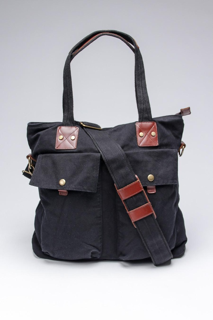 Washed canvas tote: Travel Bags, Diapers Bags, Campbell Wash, Canvas North, All Canvas, Wash Canvas, Man Bags, South Totes, Style Fashion
