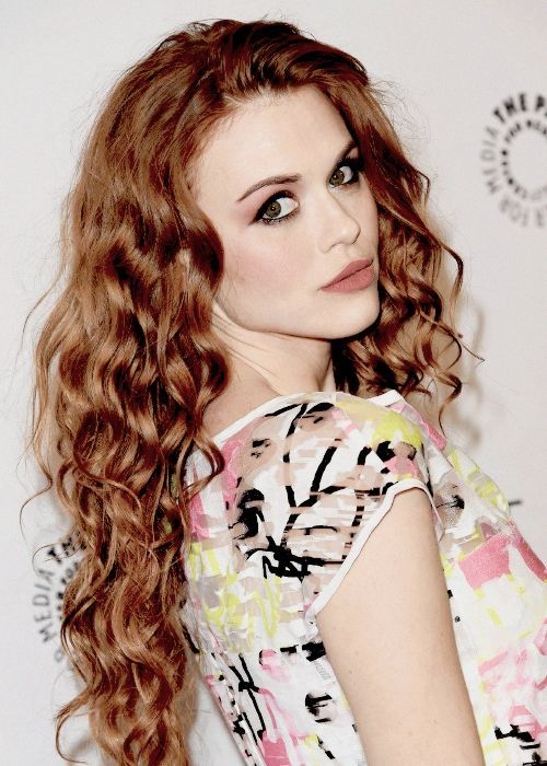 Holland Roden At PaleyFest LA 2015 honors MTV's Teen Wolf Event: