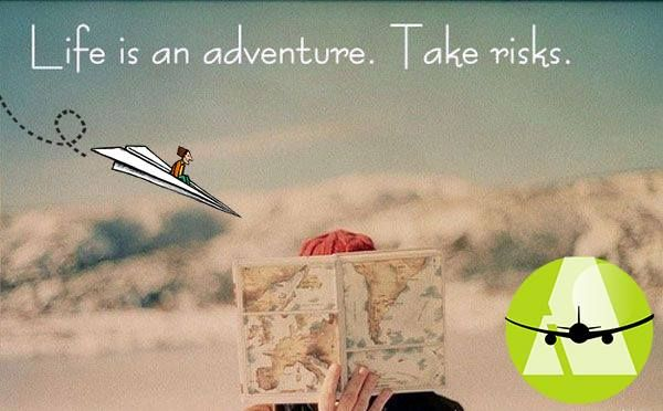 La vida es una aventura, arriésgate.  ATSA viajes tiene destinos de aventura, pregunta sobre nuestras promociones y destinos.   +Info al 50231008 ext 604  Visita: www.atsaviajes.com   #ATSAviajes #AtreveteAviajar #ViajesDeAventura #MiViaje #Viajes #Arriesgate #Aventura #ViajesMexico #Mexico