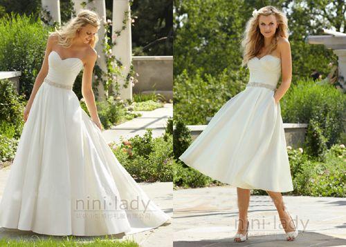 25+ Best Ideas About Detachable Wedding Dress On Pinterest