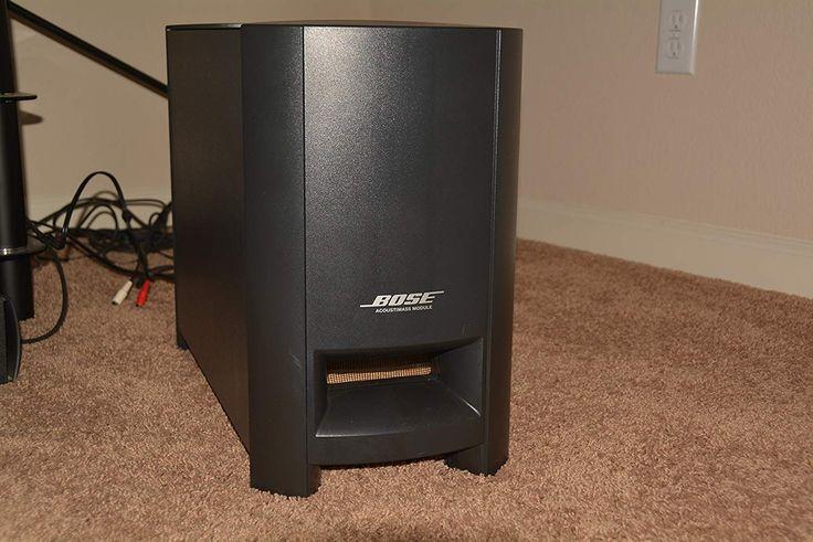 Bose cinemate digital 21 channel home theater speaker