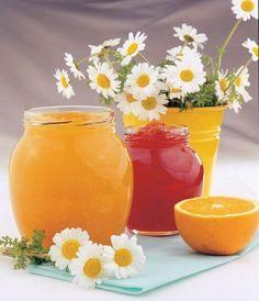 Portakal Marmeladı Portakal püresi ile hazırlanan vitamini bol bir marmelat tarifi.